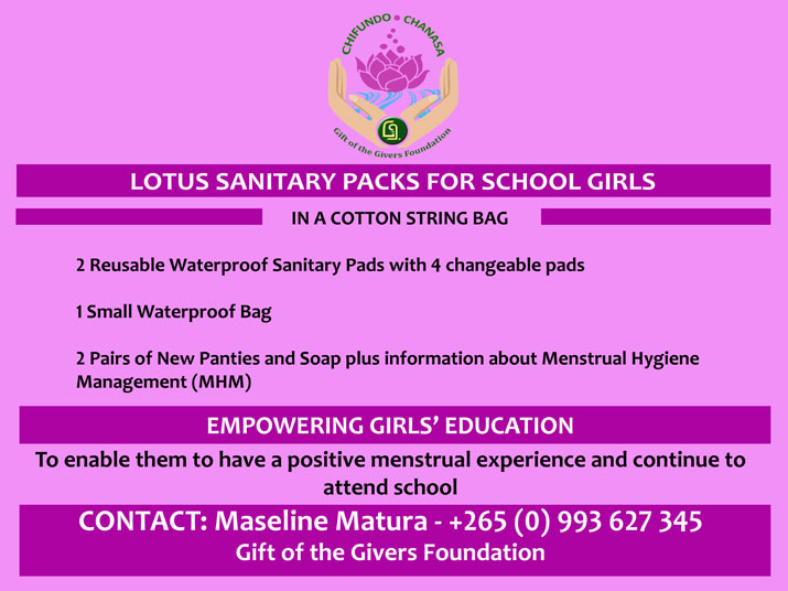 Lotus Pack Leaflet